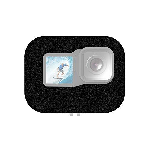 Linghuang Schaum Windschutzscheibe Gehäuse für GoPro Hero 9 Black Windschutz Kamera Schutz Abdeckung Windshield für Audio Video Aufnahme