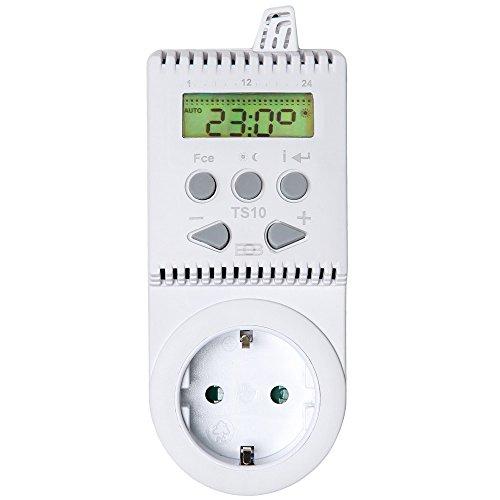 Steckdosen-Thermostat Thermo-Schaltsteckdose Raumthermostat - diverse Modelle - (TS10 | Nr. 401442)