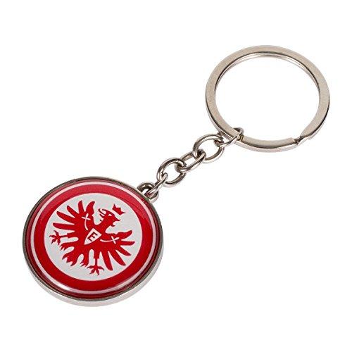 Eintracht Frankfurt Schlüsselanhänger Logo - Plus gratis Aufkleber Forever Frankfurt