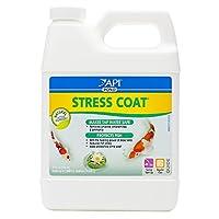 Mars Fishcare North America 32 Oz Stress Coat Fish & Water Conditioner 140G