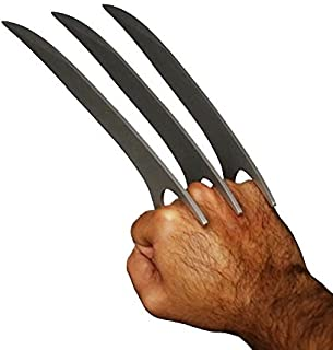 wolverine claws movie prop