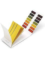 PH Meter Paper Full pH 1 to 14 80 Strips Test Indicator Paper Litmus Testing Kit