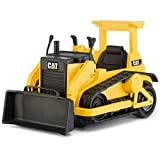 Kid Trax CAT Bulldozer 12-Volt Battery Powered Ride-On