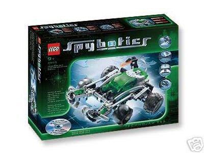 LEGO Spybotics 3809 Technojaw T55