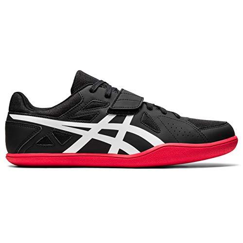 ASICS Hyper Throw 3 Men's Track & Field Shoe (Black/White, 15 M US)