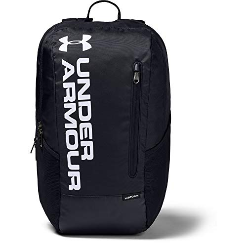 Under Armour Gametime BP Mochila, Unisex Adulto, Negro, OSFA