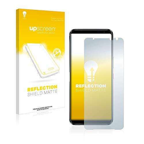 upscreen Entspiegelungs-Schutzfolie kompatibel mit Asus ROG Phone 3 Strix – Anti-Reflex Bildschirmschutz-Folie Matt
