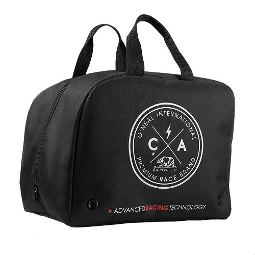 O\'NEAL | Accessories | Motocross Enduro Motorrad | Mit Reißverschluss, zusätzliche Innentasche, Platz für jeden O\'NEAL MX- und MTB Helm | Helmet Bag | Schwarz