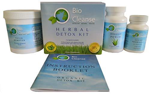 Bio Cleanse Herbal Detox Kit