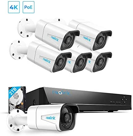 Up to 30% off REOLINK Surveillance DVR Kits and Bullet Cameras