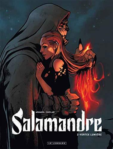 Salamandre - tome 2 - VORTEX LUMIERE