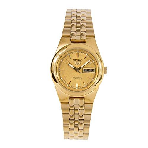 Seiko 5 Automatic Watch Symg58j1 Ladies Buy Online In Gibraltar At Desertcart