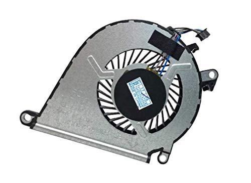 Compatible con HP Omen 15-AX000 15-AX100 15-AX200 para ventilador de CPU de repuesto 15-AX020CA 15-AX033DX 15-AX101TX.