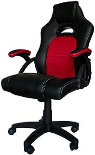 Skullkiller Gamer Seat Negro/Rojo - Silla Gaming