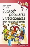 Juegos populares y tradicionales para Educación Infantil: 34