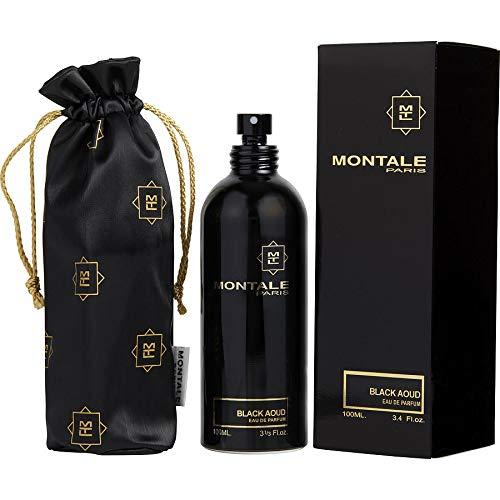 Montale, Eau de Parfum Black Aoud da 100 ml (profumo per uomini)