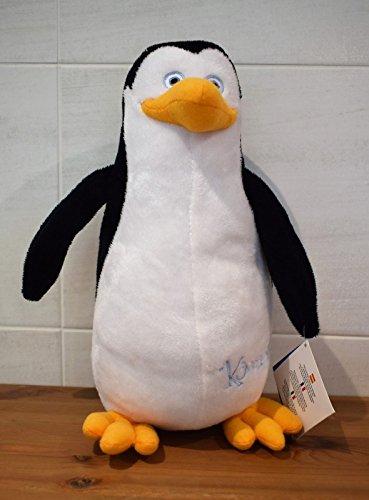 Madagascar - Plüsch Pinguine aus Madagascar mit Namen zur Auswahl 28-30 cm, Plüsch Figur:Kowalski