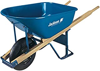 jackson steel wheelbarrow
