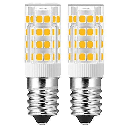 ZHTT E14 Bombillas LED Luces de lámpara LED de 10W 100V-130V/220V-240V, 1000lm Blanco cálido 2700K-3000K Luces de lámpara de maíz LED Reemplazo de Bombillas halógenas de 100W Bombilla de luz