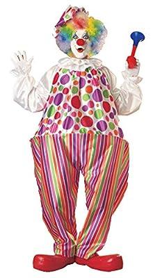 Rubie's Costume Snazzy Clown Costume