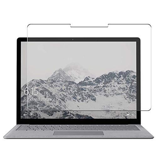 Vaxson 4 Unidades Protector de Pantalla, compatible con Microsoft Surface Laptop 13.5' [No Vidrio Templado] TPU Película Protectora