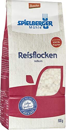 Spielberger Bio Reisflocken, demeter (1 x 500 gr)