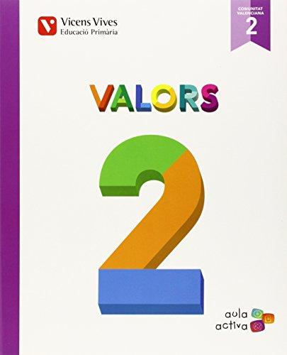 Valors 2 Valencia (aula Activa) - 9788468229423