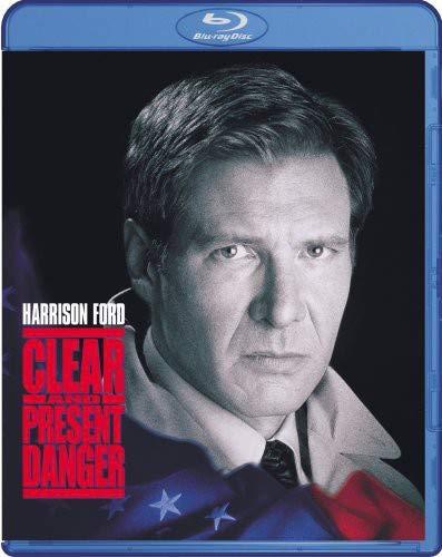Clear & Present Danger [Edizione: Stati Uniti] [USA] [Blu-ray]