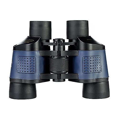 BABOBY Binóculos compactos 10x18 com visão clara na penumbra, binóculo de foco fácil para caça ao ar livre, observação de pássaros, viagens, caminhadas, adequados para adultos e crianças