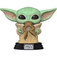 Funko Pop! Star Wars: The Mandalorian The Child with Frog