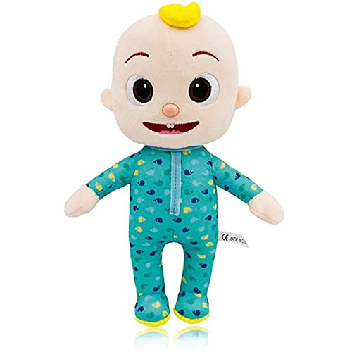 ZAONE JJ Doll Plush Toy Watermelon Plush Dolls Character Toys Baby Friends Boy Girl Soft Stuffed Birthday Gift Toys Plush Figures Educational Toys