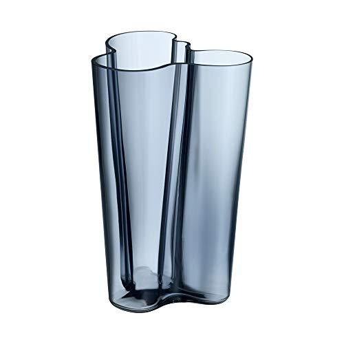 Alvar Aalto Vase 251mm Standard regenblau
