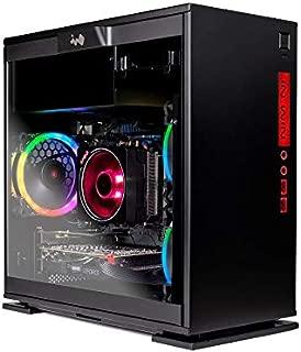SkyTech Legacy Mini - Gaming Computer PC Desktop – Ryzen 7 1700 8-Core 3.0 GHz, NVIDIA GeForce RTX 2060 6GB, 500G SSD, 16GB DDR4, AC WiFi, Windows 10 Home 64-bit