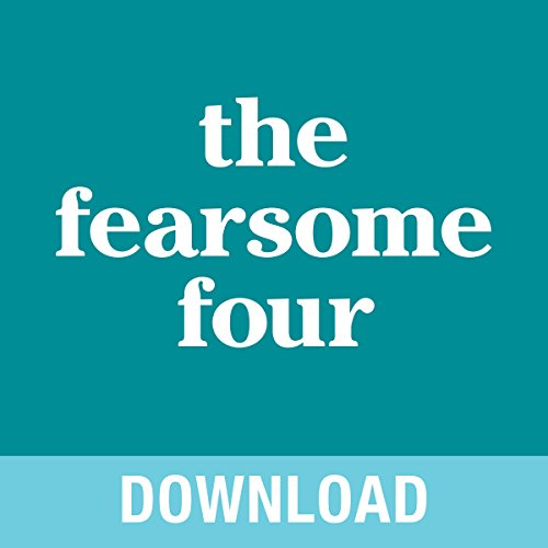 The Fearsome Four audiobook cover art
