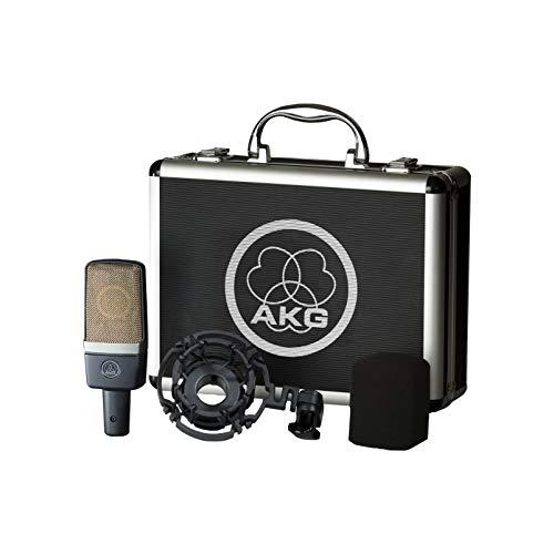 AKG『プロフェッショナルラージダイアフラムコンデンサーマイク(C214)』