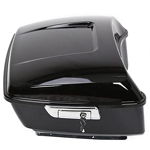 ECOTRIC King Tour Pack Touring Trunk Tail Box for Harley Touring Models 2014-2020 New