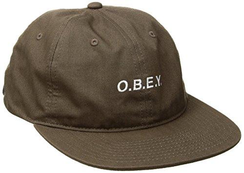 Obey Capello Uomo 22417A016 Marroncino
