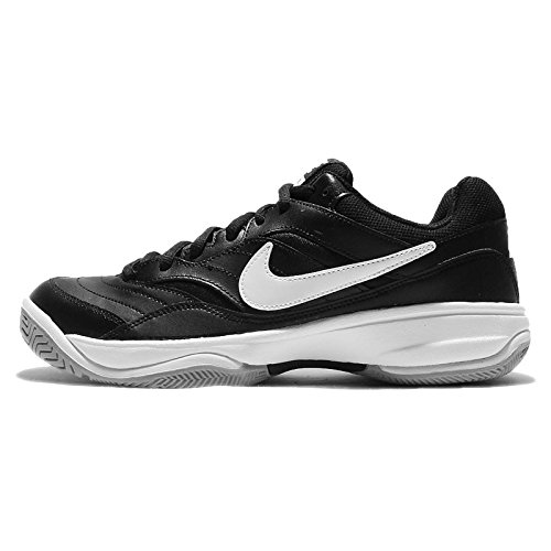 Nike Court Lite, Scarpe da Ginnastica Uomo, Nero (Black/White/Medium Grey 010), 42.5 EU