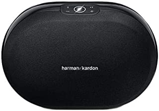 Harman Kardon Omni 20 Portable Bluetooth Speaker for Mobile Phones, Black