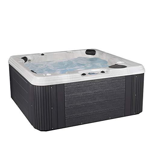 Essential Hot Tubs 50-Jets 2021 Polara Hot Tub,...