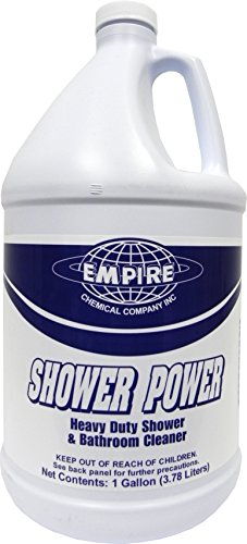 Shower Power - Powerful Bathroom Cleaner from Concentrate - Tub and...