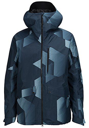 Peak Performance - Hakuba Printed Ski Jacketki jas - heren