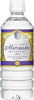 ミューバナディス (MuVANADIS) 500mlペット 24本入×2 まとめ買い