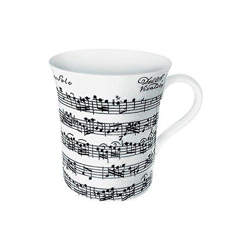 Könitz Becher Vivaldi Libretto - Weiß