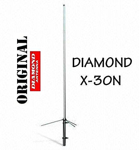 Diamond Original x-30n Antena 2m 70cm bibanda 144/430 MHz.