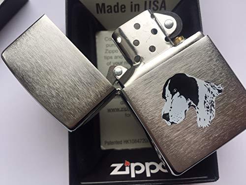Zippo - Accendino da collezione Limited EDT 200 Planeta Dog