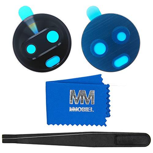 MMOBIEL Glas Lens Back Camera Compatibel met Motorola G7 - incl. Pincet en Doekje
