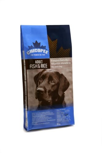 Chicopee vis & rijst hondenvoer 15kg