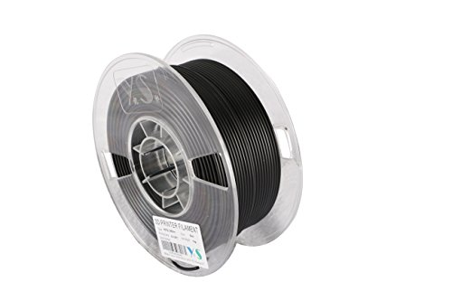 Green Guangzhou Yousu Plastic Technology Co Limited YS YS-PETG-GN-2.85-1.0 PETG Filament Compatible with Ultimaker//Airwolf//Luzbot 3D printer 2.85 mm 1kg