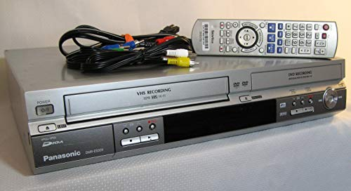 Lowest Prices! PANASONIC DMR-ES30V DVD RECORDER/ VCR COMBO